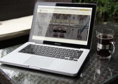 Hotel Monteleone Website