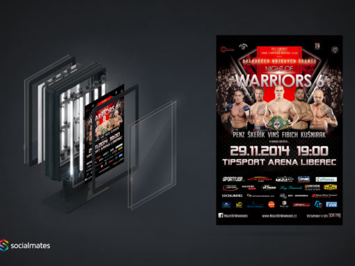 Night of Warriors Outdoor Campaign